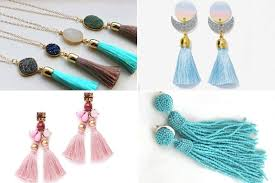 tips and tricks to consider while sporting the tassel jewelry trend