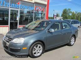 2006 Volkswagen Jetta 2.5 Sedan in Blue Graphite Metallic - 635123 ...