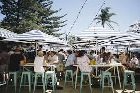 Alfresco Restaurant Sydney