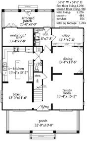 home office plan. Home Office And Workshop - 9739AL Floor Plan Main Level 1