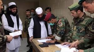 Kabul releases nearly 200 Taliban prisoners ahead of peace talks