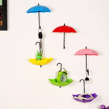 6th dimensions umbrella shape wall mount key holder hanger organizer 6 piece set code 6d131 best s in india rediff ping