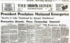 emergency the dark age of n democracy the hindu  26