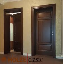 usi interior lemn stratificat clasice