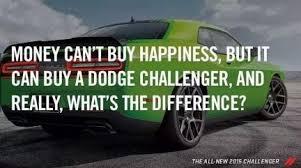 Dodge Quotes Happiness = Dodge Challenger 13