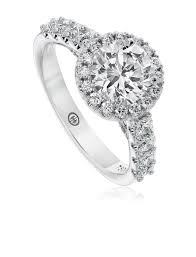 Christopher Designs Engagement Ring Setting By Christopher Designs L547 Rd150