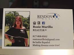 Rosie Murillo - Realtor - Home | Facebook