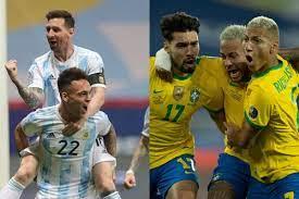 Argentina vs Brazil Match Highlights ...