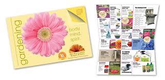 bru mar gardens 9 x 12 folding postcard folds to 6 x 9 to mail
