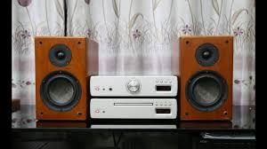 Review dàn âm thanh Hi-End Denon CX3 - Nghe hoài không thấy mệt - YouTube