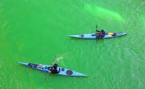 Cities that Dye Their Rivers Green for St. Patrick's Day - Ingredi