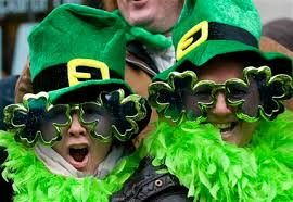 Image result for st Patrick's day green