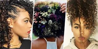these 9 natural curly hairstyles are crazy por on