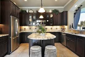 Kitchen Dark Wood Floors White Kitchen Wood Floor The Perfect Home Design