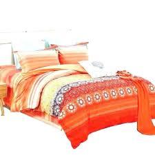 gorgeous zipper duvet zipper duvet cover with zip bed covers orange ethnic w pillow cases bedding gorgeous zipper duvet zipper duvet covers