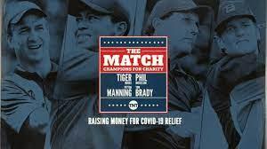 """The Match"""": Neuauflage zwischen Woods ..."""