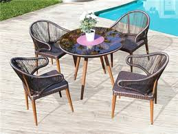 wicker round dining table set new and hot ing round legs aluminum synthetic rattan dining set wicker round dining table set