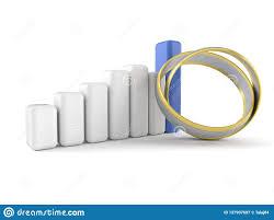 Wedding Ring Chart Wedding Ring With Chart Stock Illustration Illustration Of