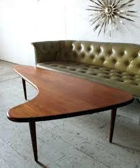 danish design coffee table mid century