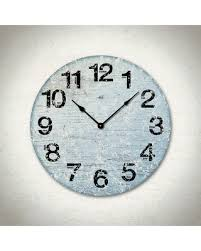 office wall clocks large. Large Wall Clock. Rustic Decor. Modern Office Clocks I