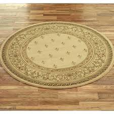 circular outdoor rugs ft round rug foot area clearance blue 6 feet semi 6ft horse in 6 ft round rug