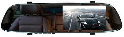 <b>Видеорегистратор</b>-<b>зеркало Slimtec Dual M5</b> — купить в интернет ...