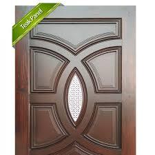 teakwood entrance door 4018