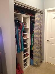 bed bath remarkable closet storage and door ideas