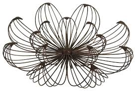 >floral metal wall art poppy wall art metal luxury luxury red flower  floral metal wall art black metal wall art small flower petal black metal wire wall art