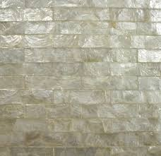 white capiz shell wall covering traditional home decor