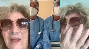 Iva Zanicchi ricoverata per Covid con polmonite bilaterale [VIDEO]