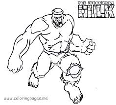 Dessin De Coloriage Hulk Imprimer Cp14224