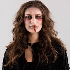 diy zombie try this approachable zombie makeup tutorial so you can feel like a