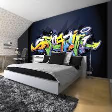 Häusliche Verbesserung Wandtattoo Jugendzimmer Graffiti Ideen Jungen