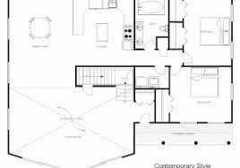 Blank Floor Plan House Plans To Draw With Templates Lovely Blank House Floor