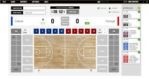 Basketball Turnover Chart Fiba Organizer All Your Data In One Basket