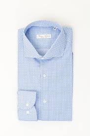 Fancy French Collar Shirt Fusaro Antonio Since 1893
