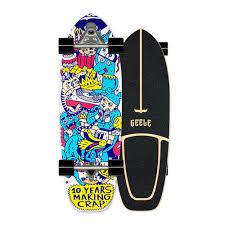 PREORDER !! Surfskate board carver Geele CX7เซิร์ฟสเก็ตสำหรับผู้เริ่มต้น  ราคาเบาๆ ส่งเร็ว🔥 พร้อมส่ง 10 กพ.นี้