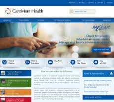 My Chart Caromonthealth Org Caromont Health Competitors Revenue And Employees Owler