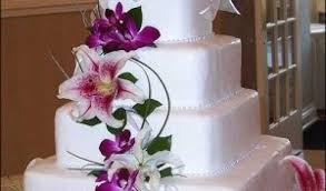 Simple Wedding Cake Flowers Conception Wedding Cake Designs