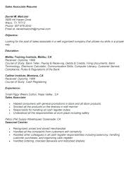 Objective For Resume In Sales Resume Objective Examples Sales Englishor Com