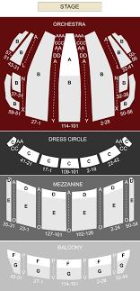 Boston Opera House Boston Ma Seating Chart Stage