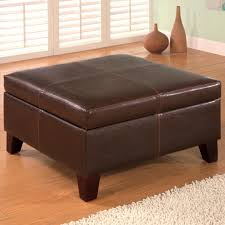 leather ottoman footstool. Perfect Ottoman Coaster Ottomans Storage Ottoman  Item Number 501042 Throughout Leather Footstool H