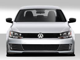 2011-2015 Volkswagen Jetta Duraflex GLI Look Front Bumper-1PC Body ...