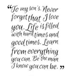 Mother And Son Love Quotes Custom 48 Mother And Son Quotes Quotes Hunter