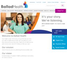 Mywellmont Chart Login Wellmont Org At Wi Ballad Health