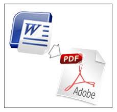 """Résultat de recherche d'images pour """"document word vers pdf"""""""