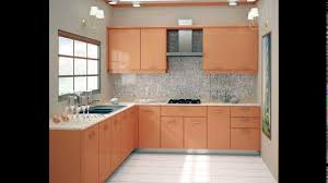 Kitchen Design L Shaped Cabinets Youtube