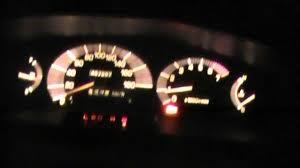 Toyota Previa Dashboard Warning Lights L E D Dash Lights Dont Do It Tarago Previa Estima Tcr