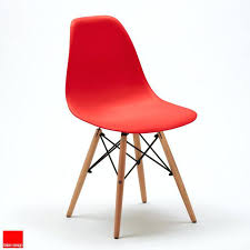 design red wooden chair wood rocking chairs classic ray seat in abs